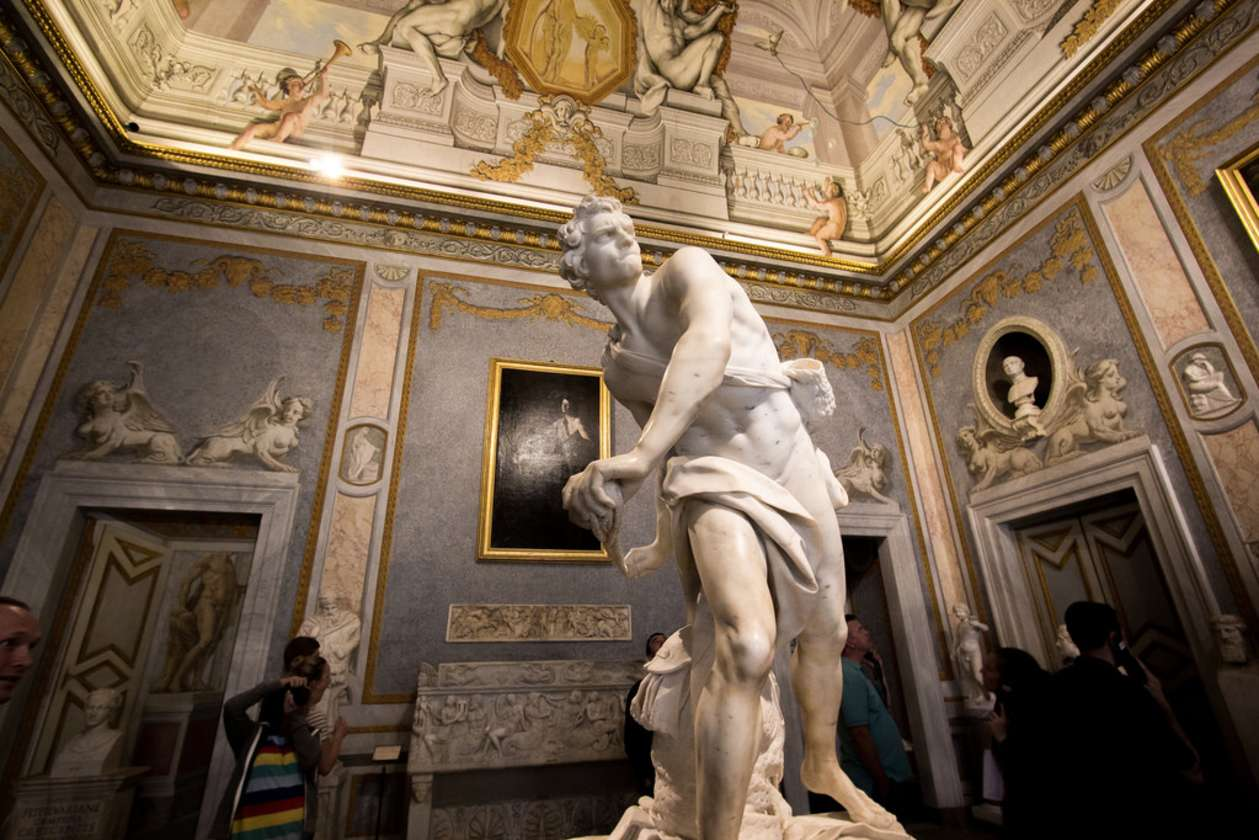 Galleria Borghese for Families