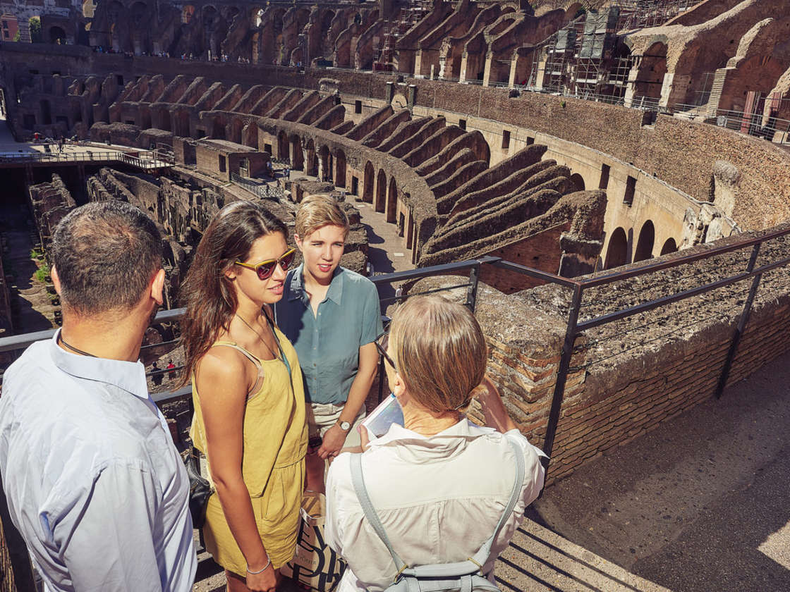 Roma Antica: Colosseum, Roman Forum, and Palatine Hill Tour with Skip-the-Line Tickets