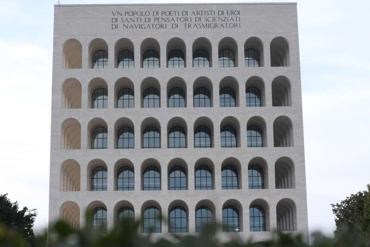 Mussolini's Imperial Ambitions: An Architectural Walking Tour of EUR