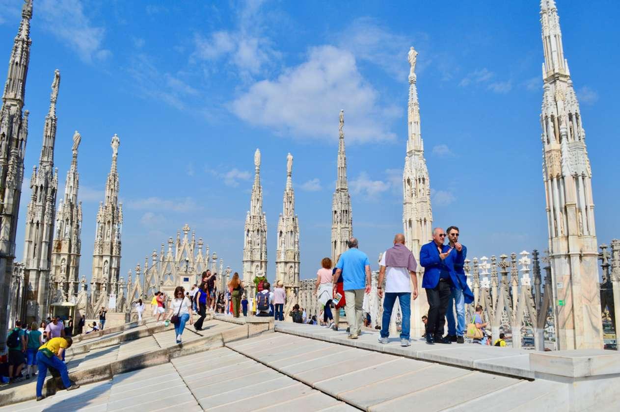 Duomo Rooftop Tour