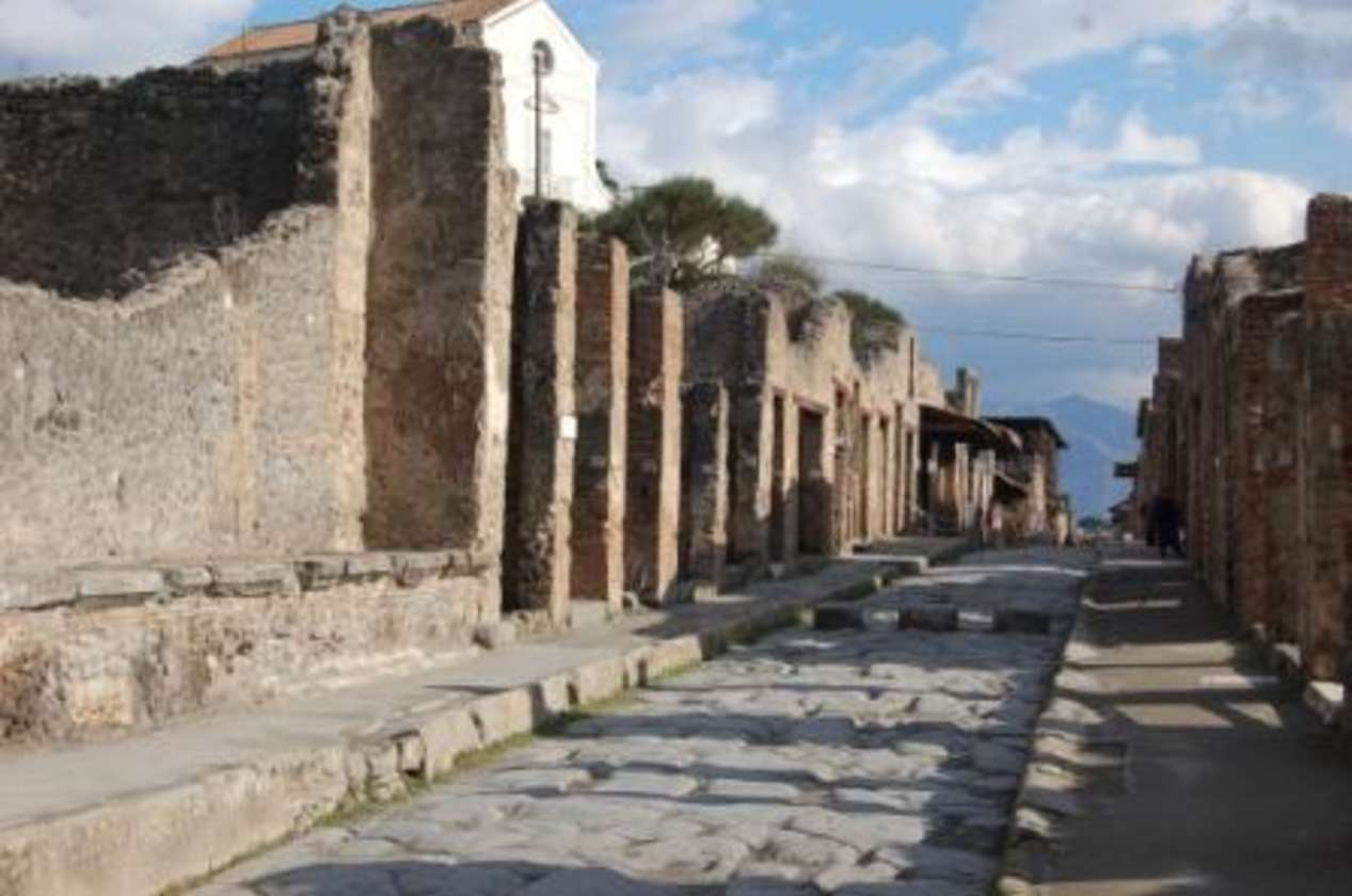 Pompeii Full Day Excursion (from Naples)