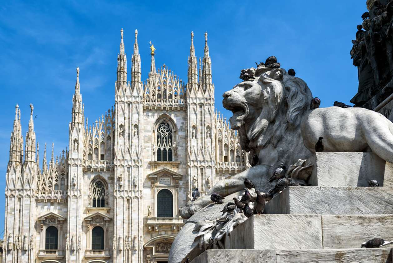 Introduction to Milan: From the Duomo to the Castle