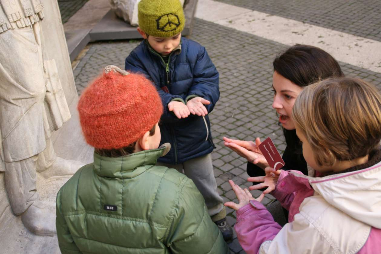 Capitoline Museums for Families