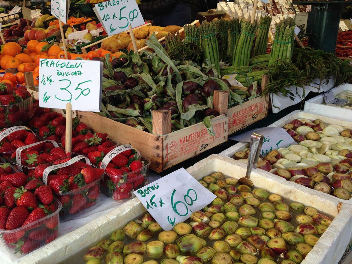 Rialto Market Tour