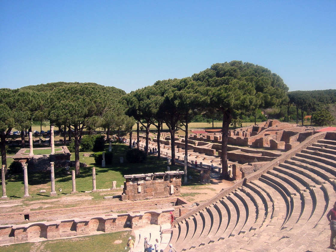 Ostia Antica Archaeology Tour