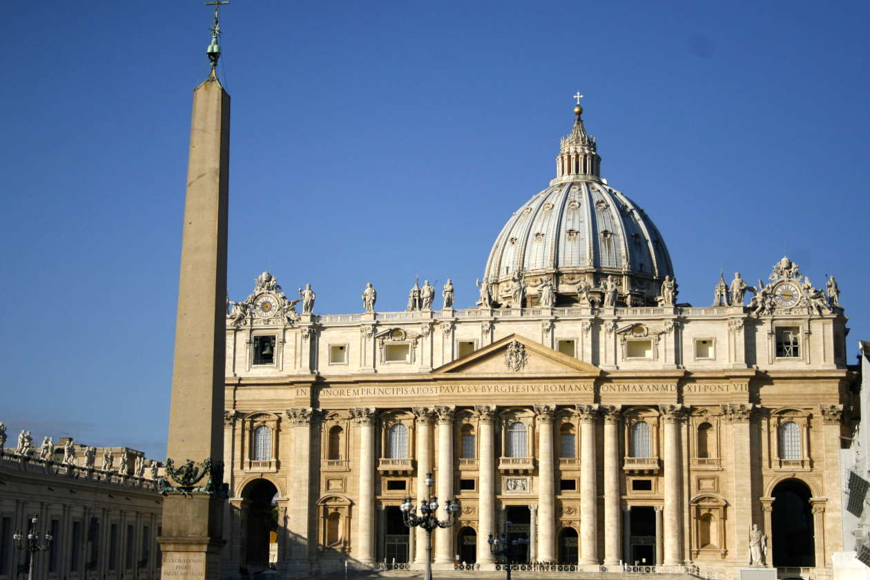St. Peter's Tour