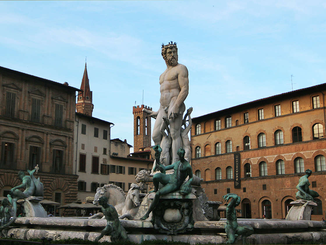 Florence Briefing: Coffee and Stroll with a Local Expert