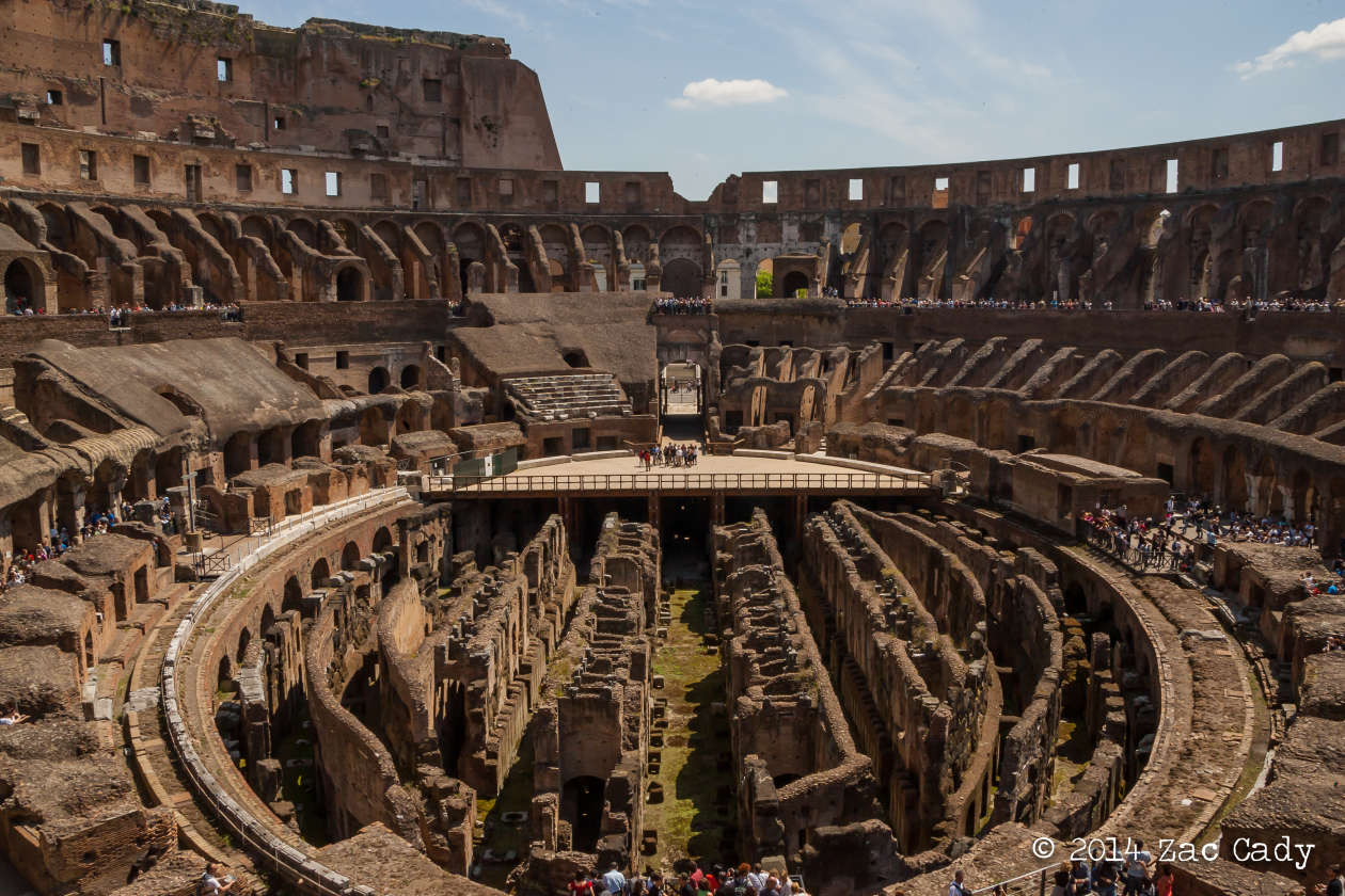 Rome in a Day: the Colosseum, with Context