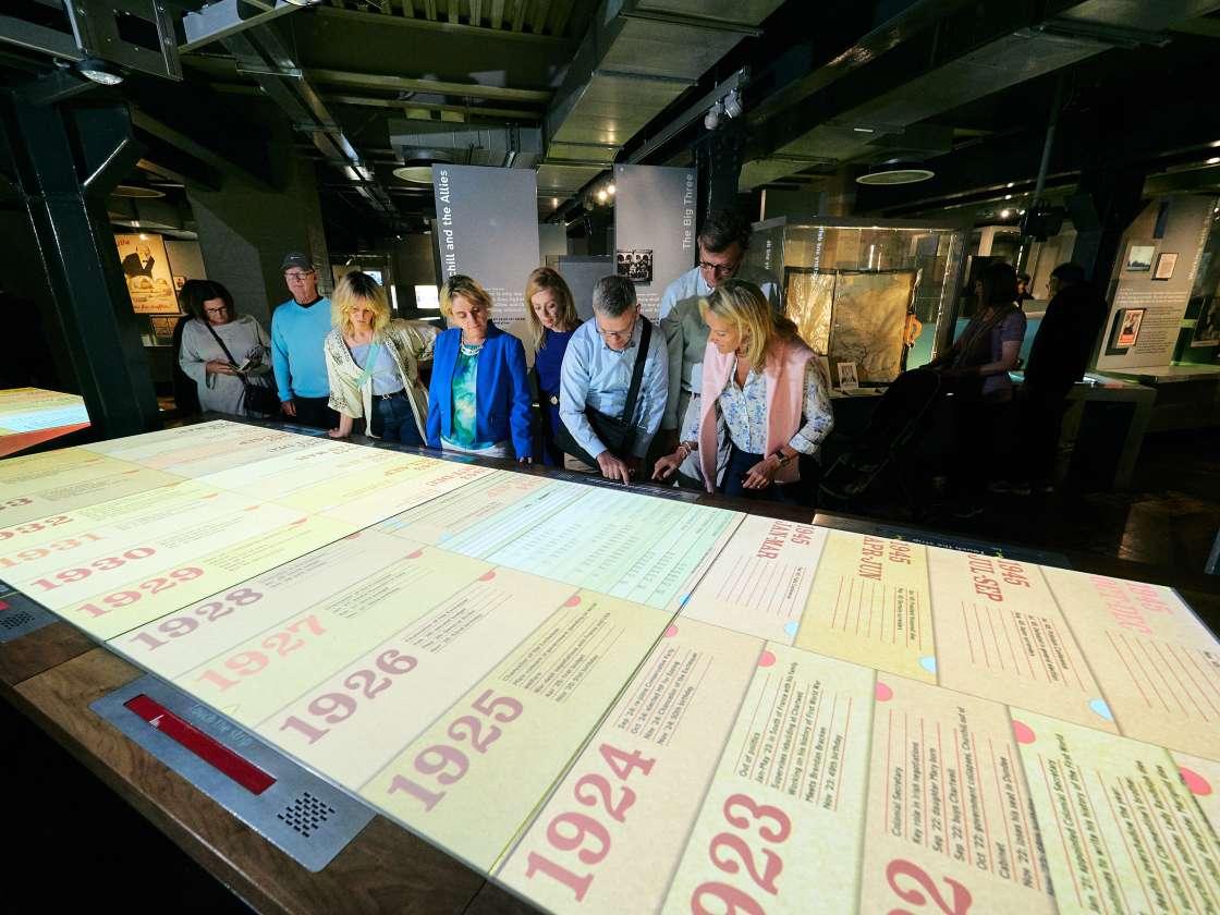 da45060afa London Churchill War Room Tour - Context Travel - Context Travel