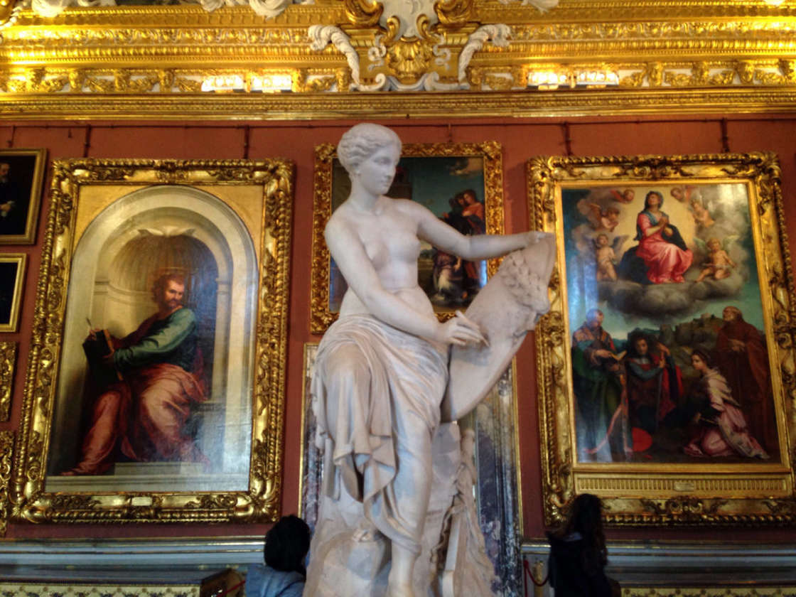 Art and Power at the Palazzo Pitti