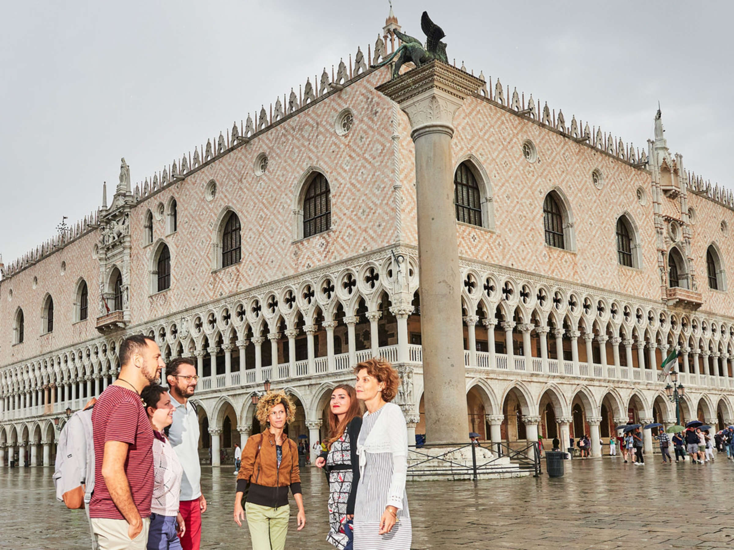 Doge's Palace Tour: Politics and Justice in Venice