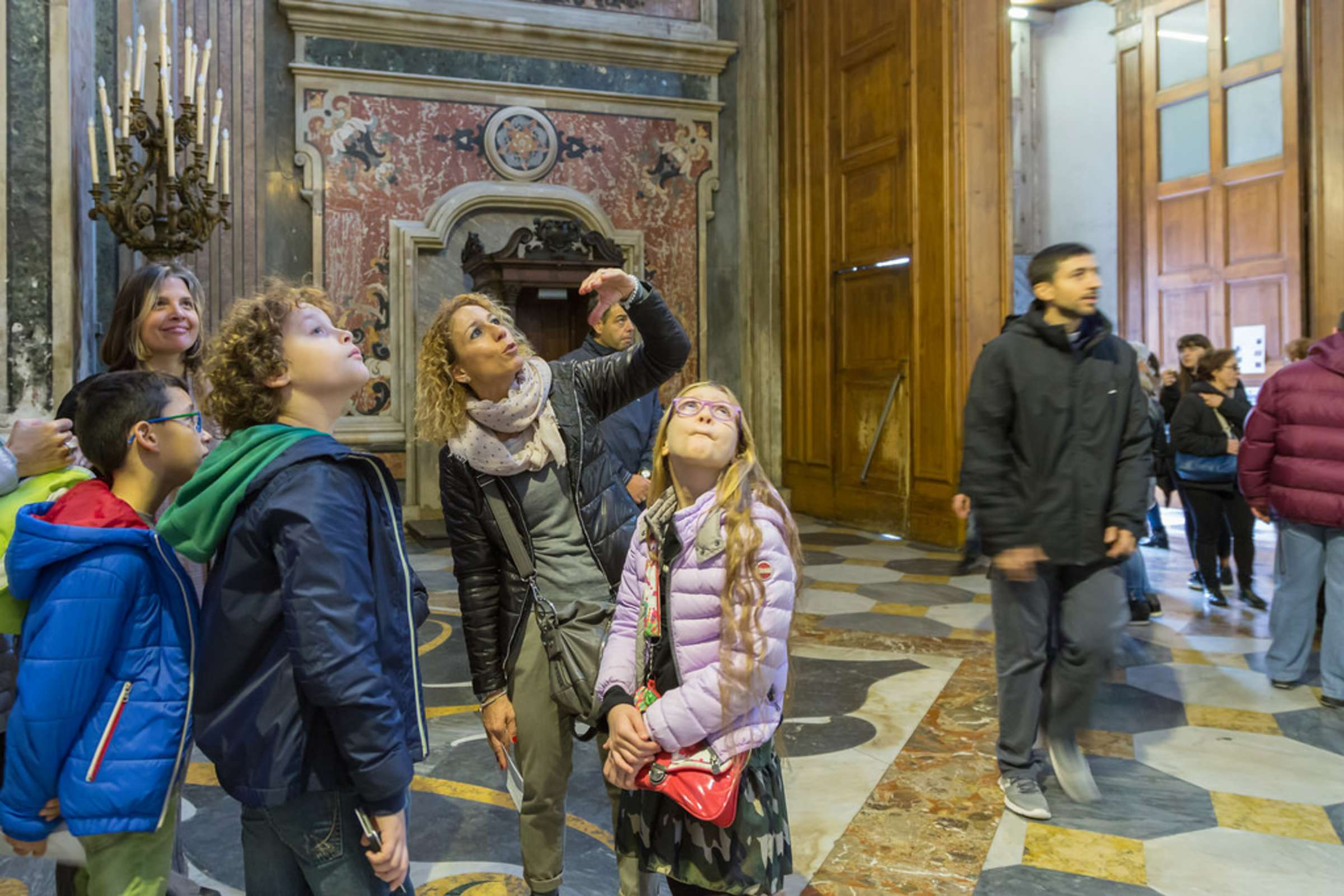 Ancient Naples: Above and Underground for Families