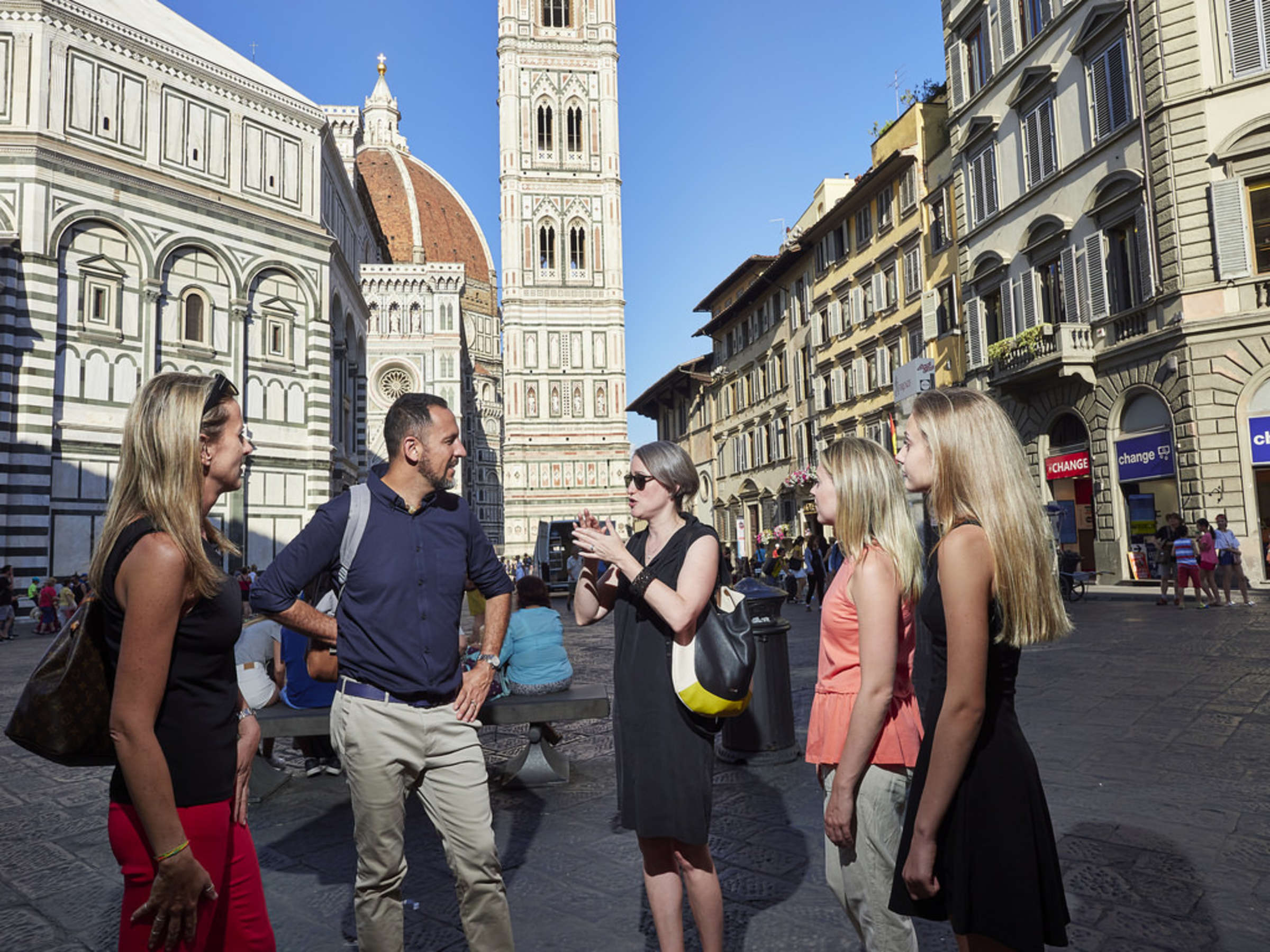 Introduction to Florence Tour with Accademia and Michelangelo's David