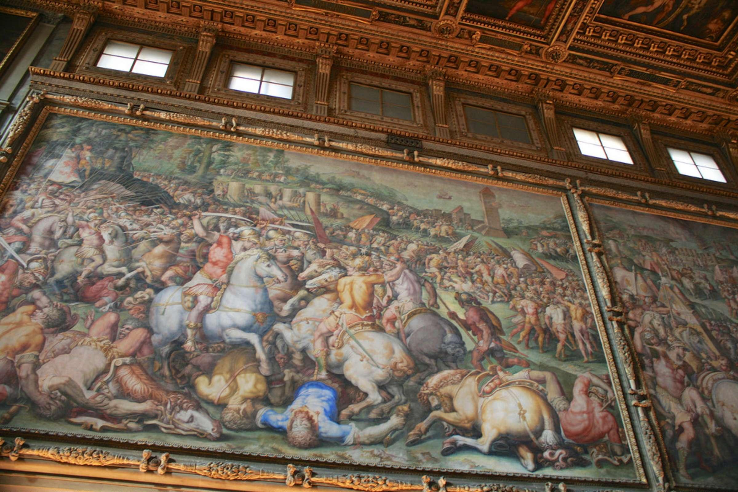 Palazzo Vecchio: Power and Prestige