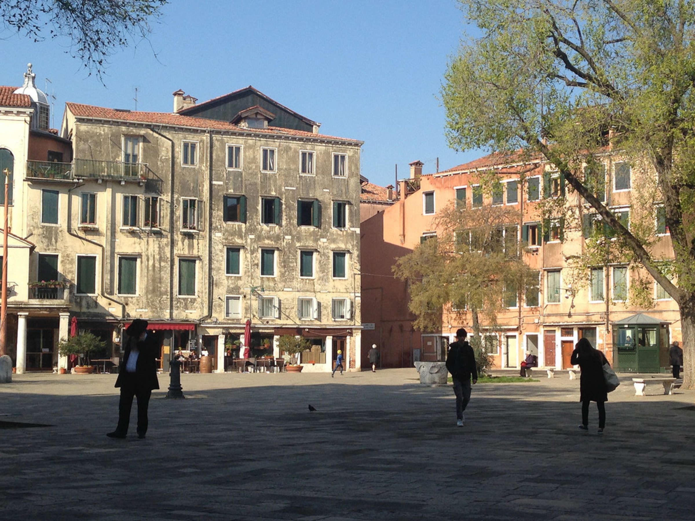 Venice Jewish Ghetto Tour