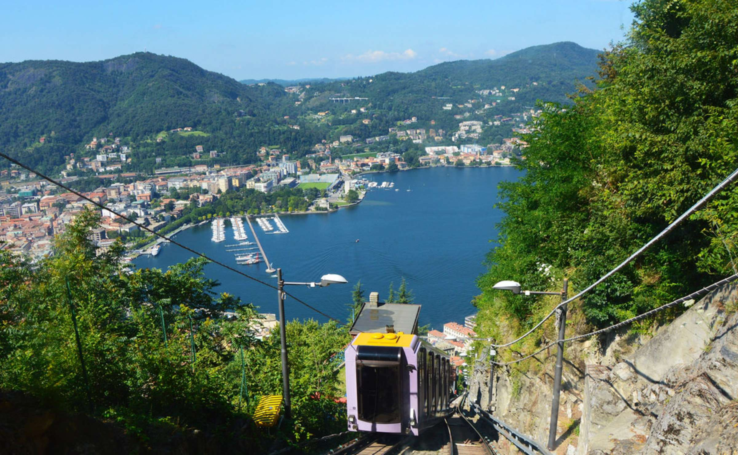 Half Day Lake Como Excursion