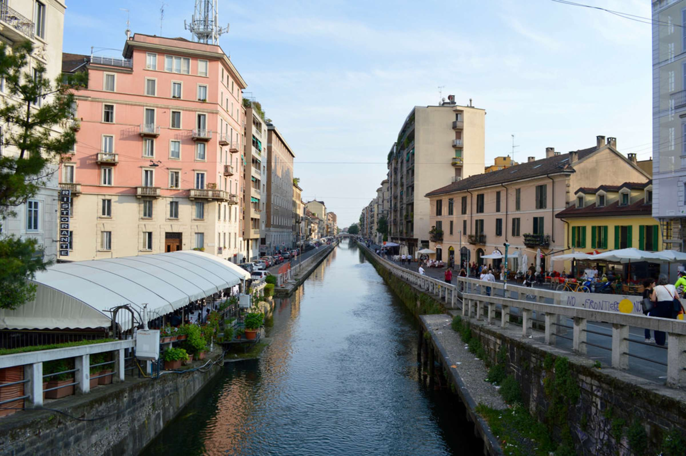 Navigli by Night: Milan Aperitivo Tour