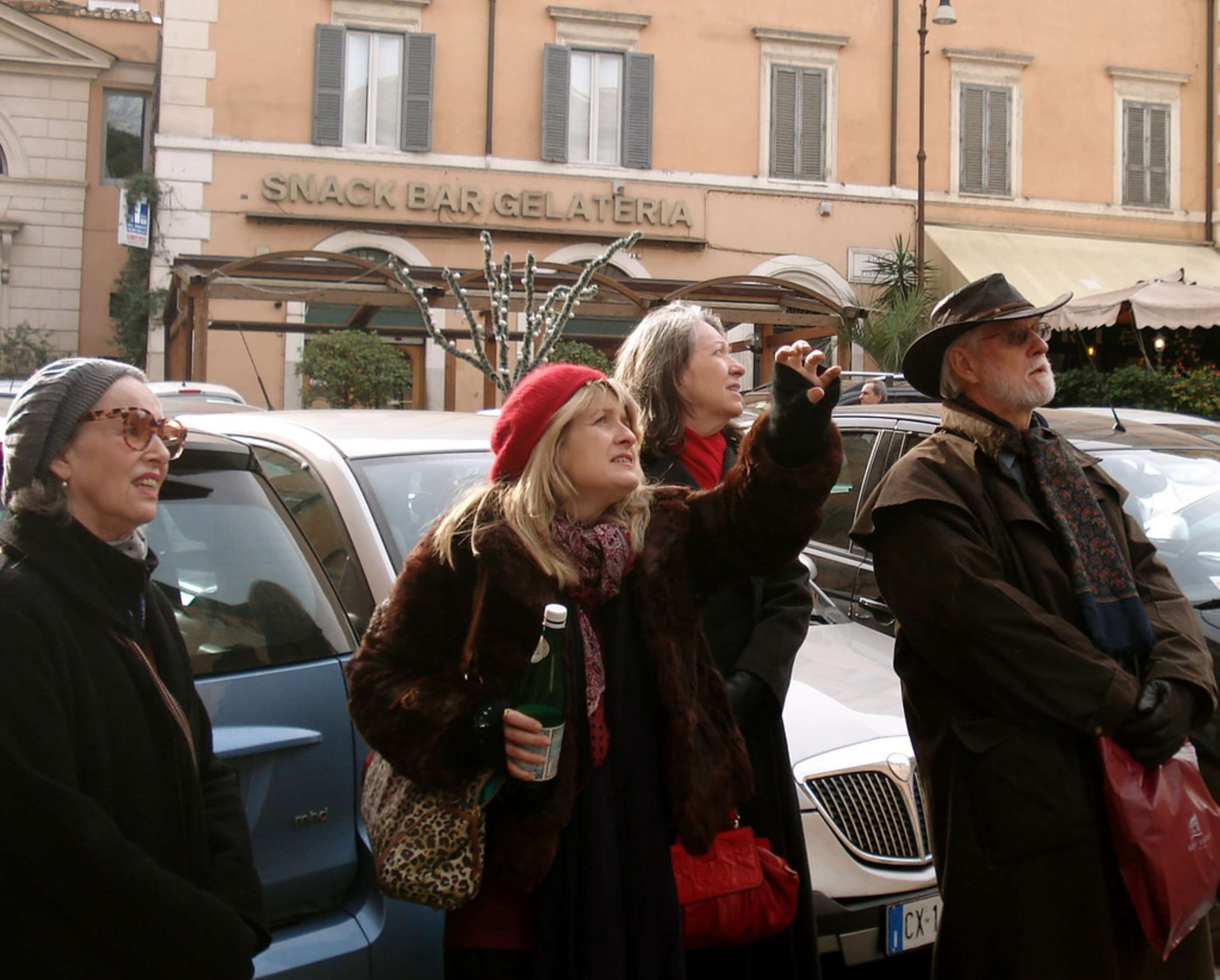 Jewish Ghetto and Trastevere Neighborhood Tour