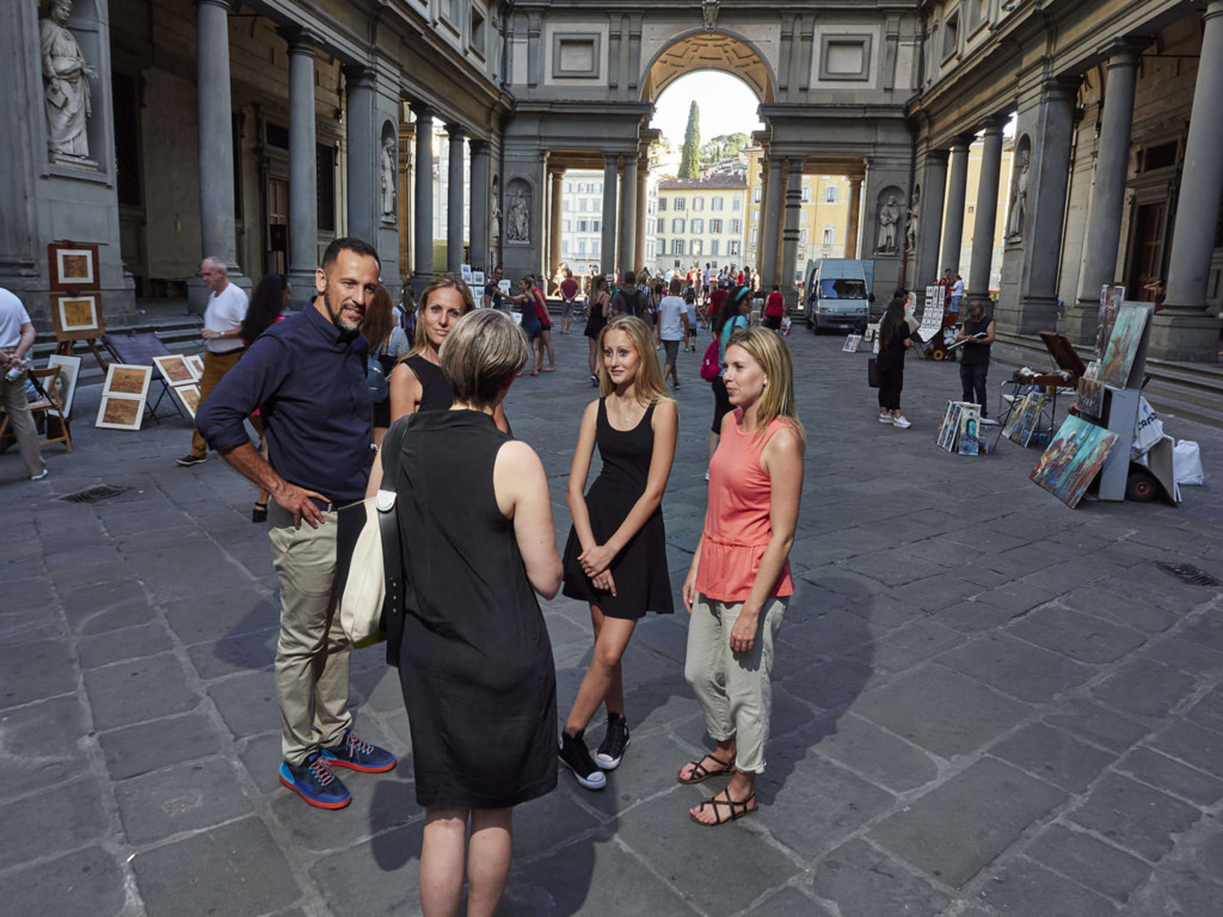 Uffizi Gallery Tour: Crash Course