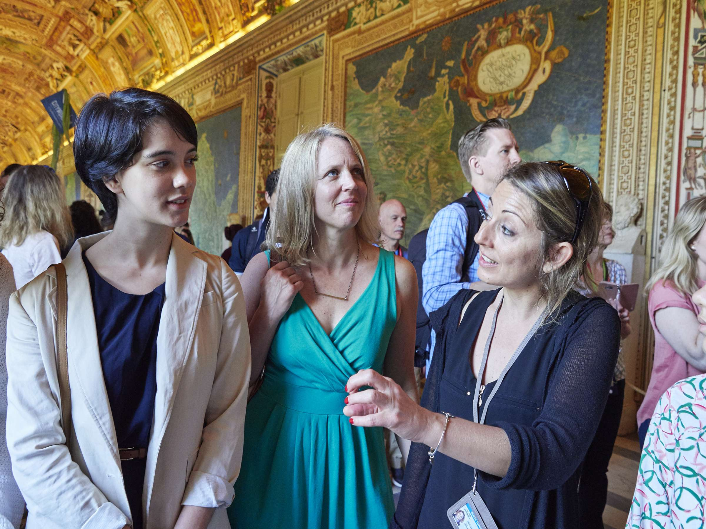 Breakfast with an Expert Vatican Tour, with priority access to the Sistine Chapel