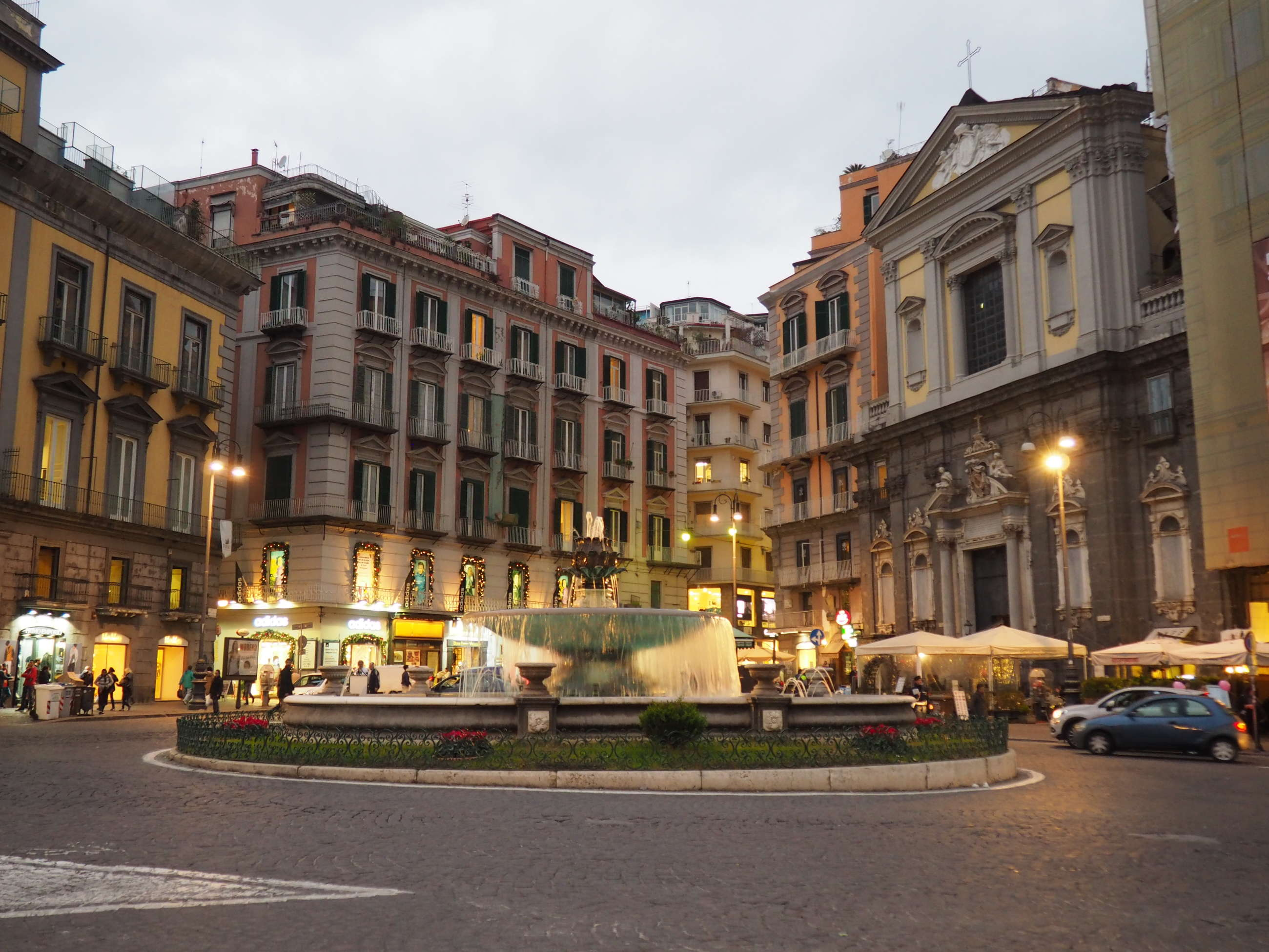 Naples Private Tours and Naples Small Group Tours