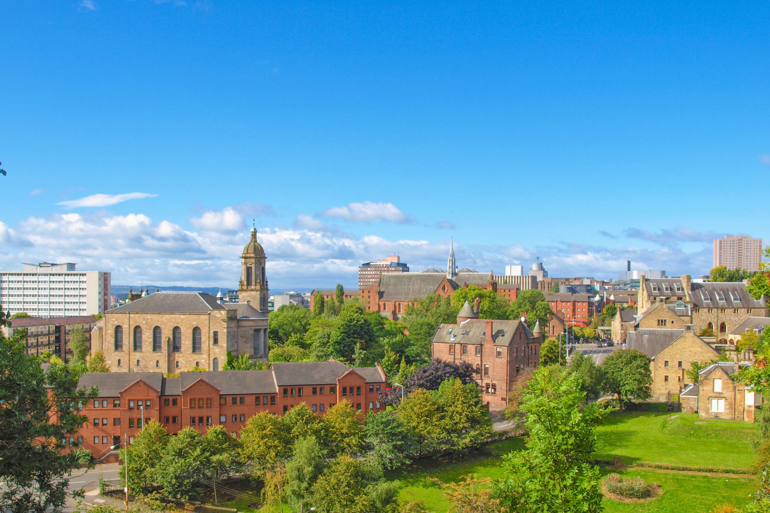 Glasgow private tours