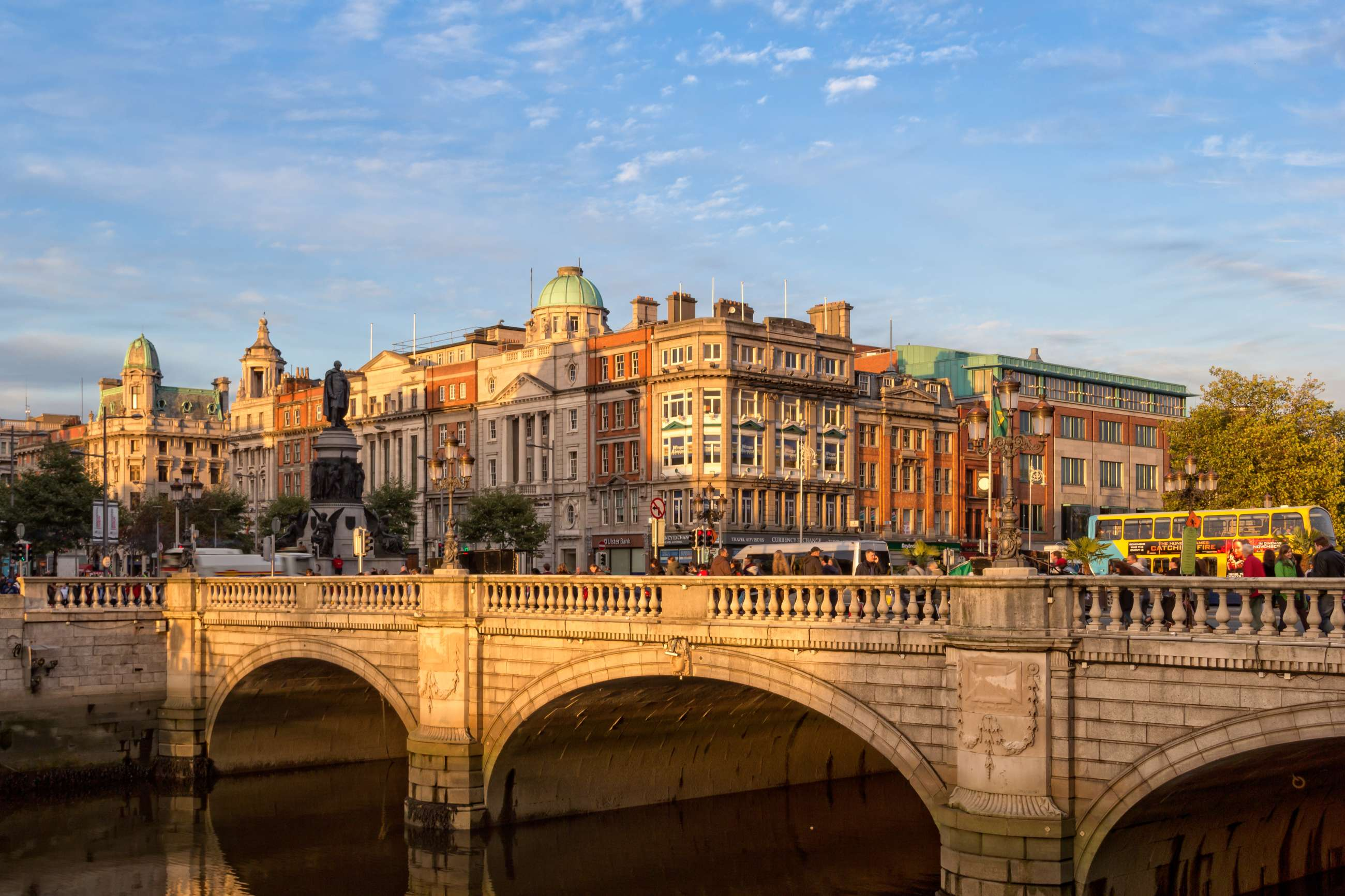 Dublin private tours and Dublin small group tours
