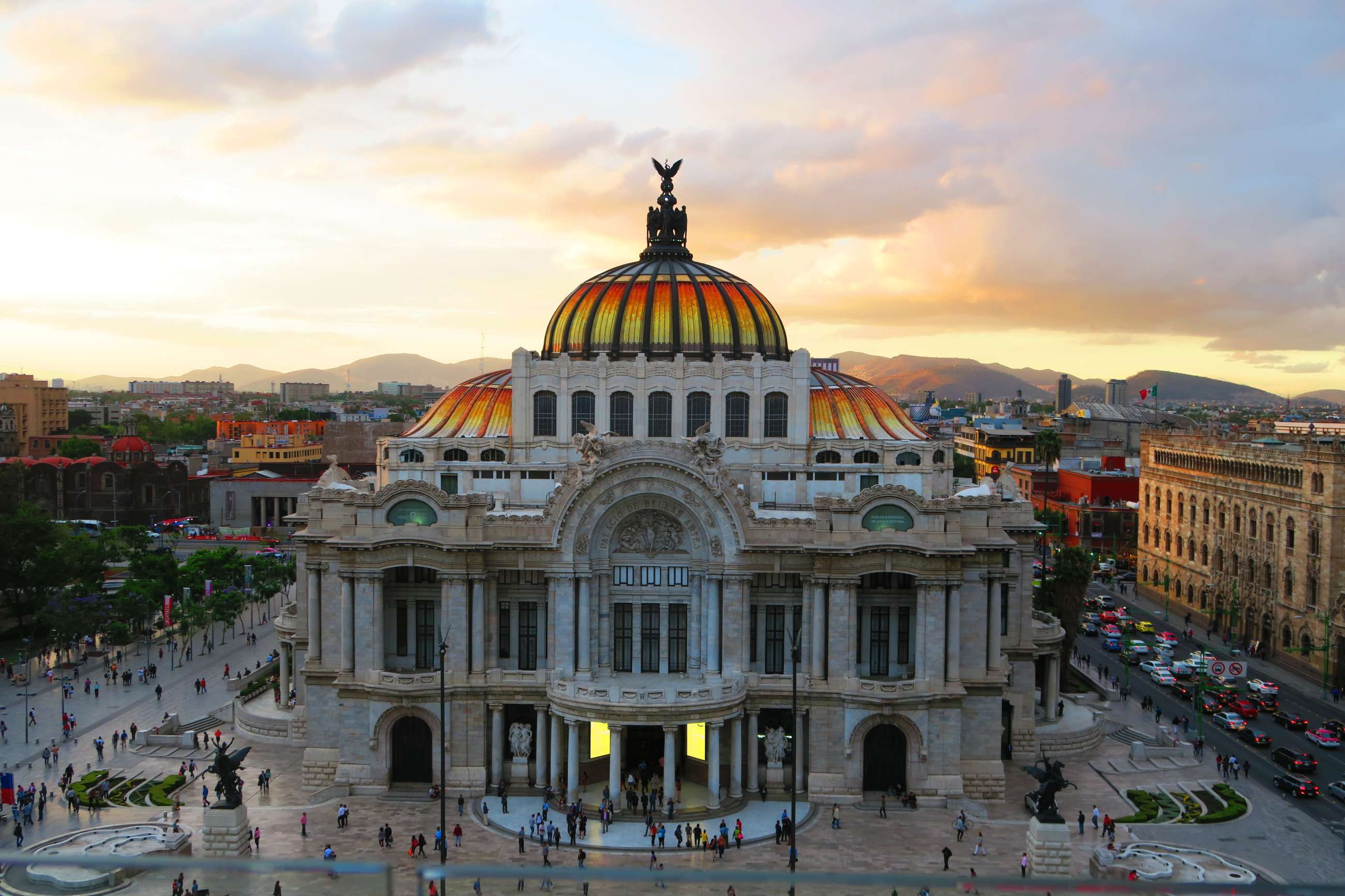 Mexico City Private Tours and Mexico City Small Group Tours
