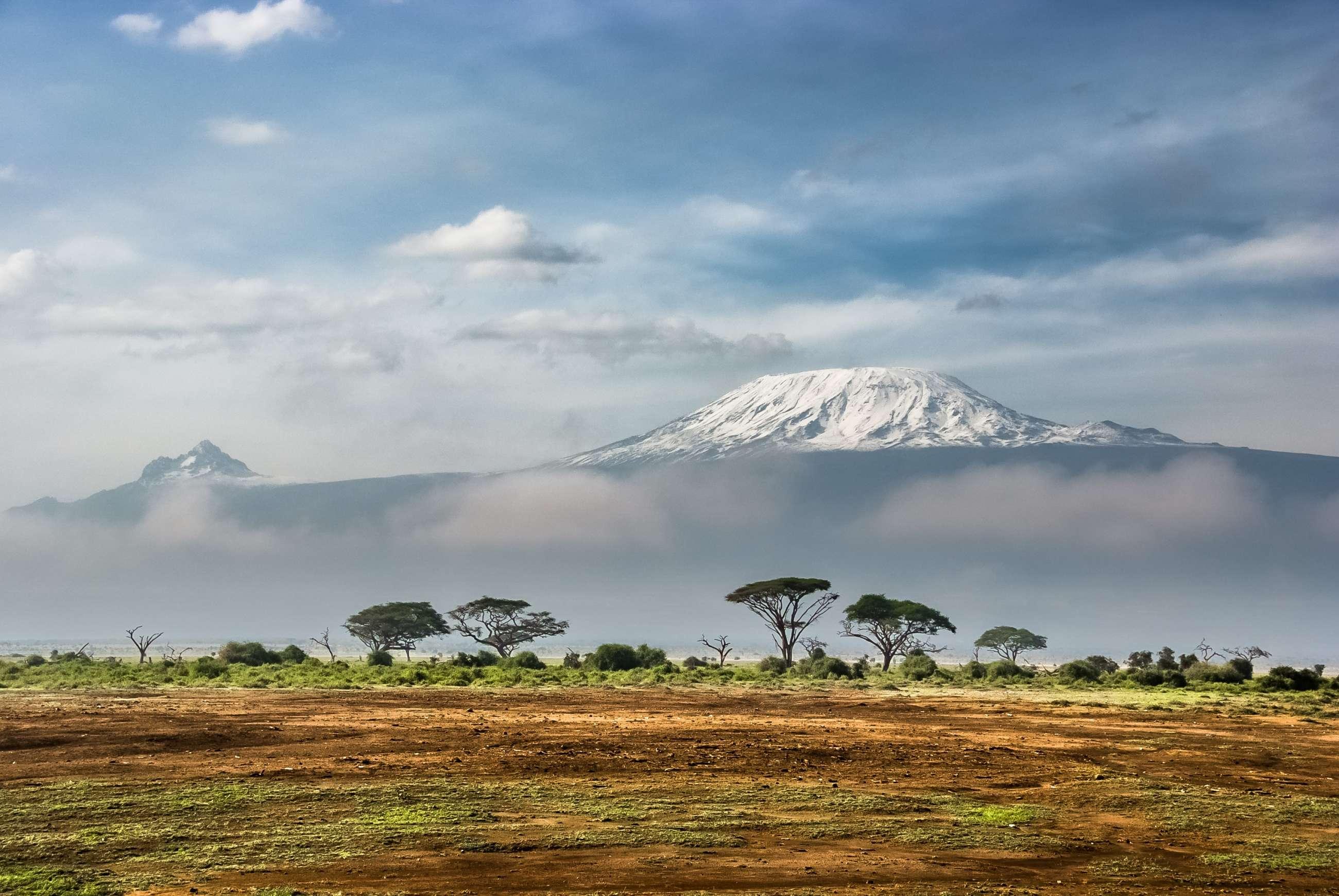 Africa Volcano