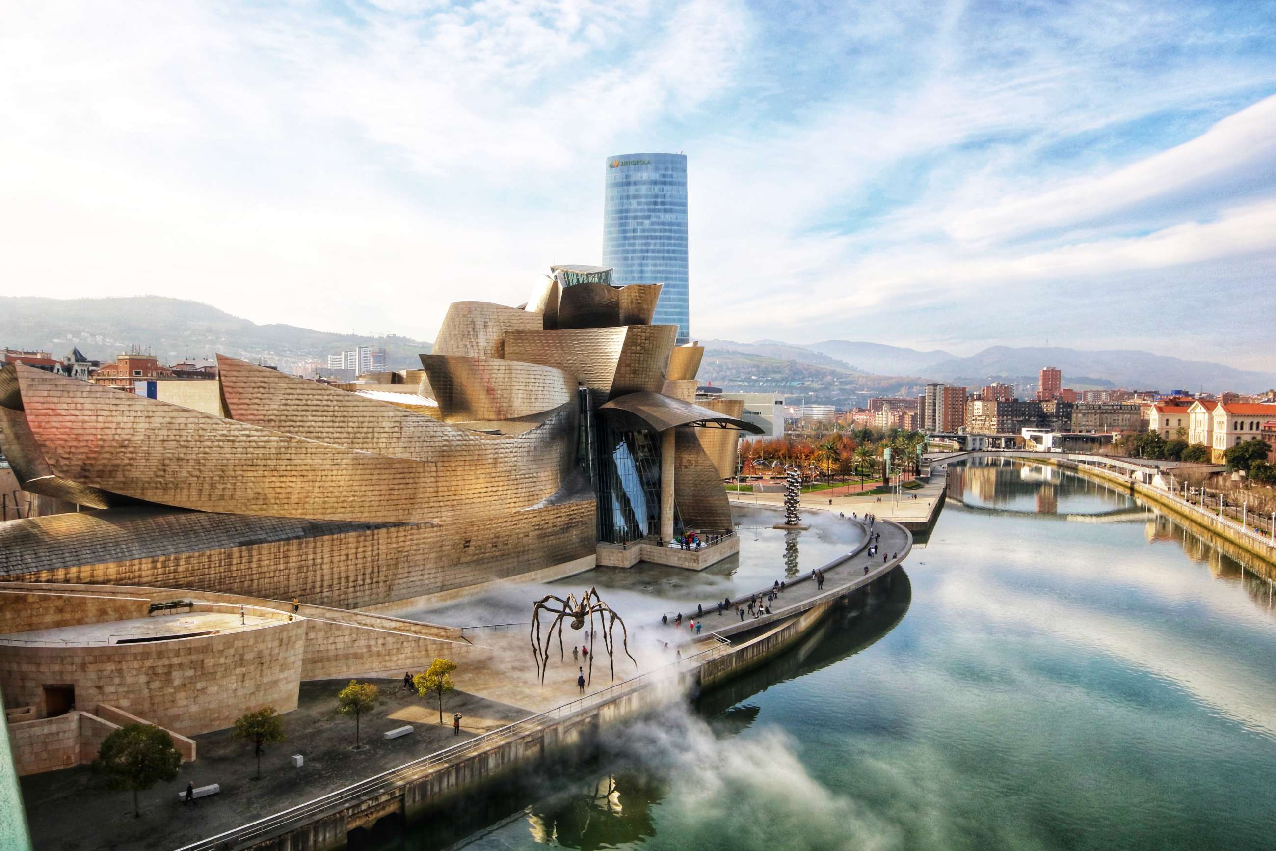 Bilbao Private Tours and Bilbao Small Group Tours