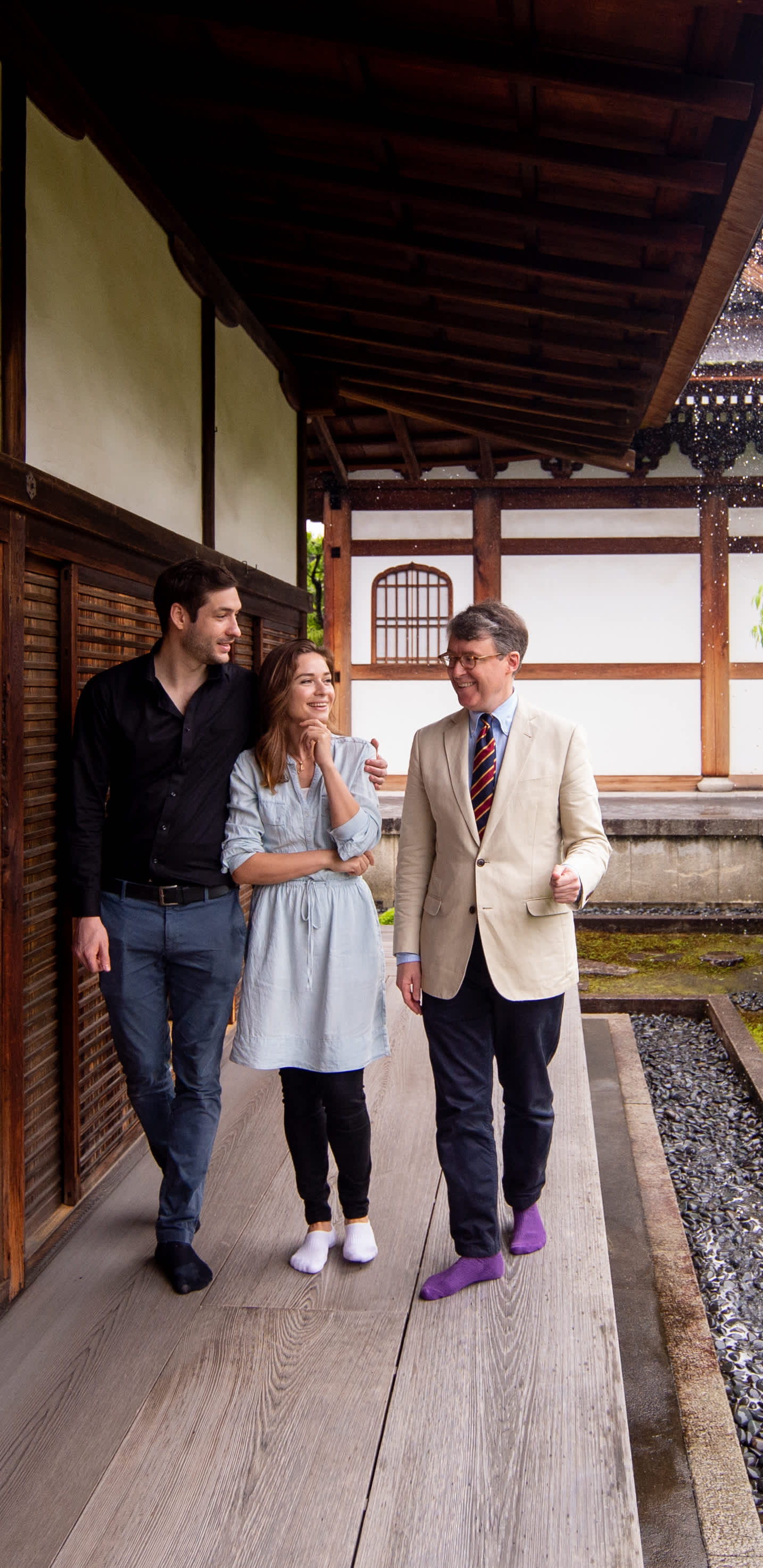 An expert-led tour in Kyoto