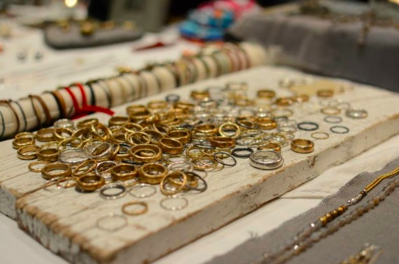 Italian artisan rings and jewelry