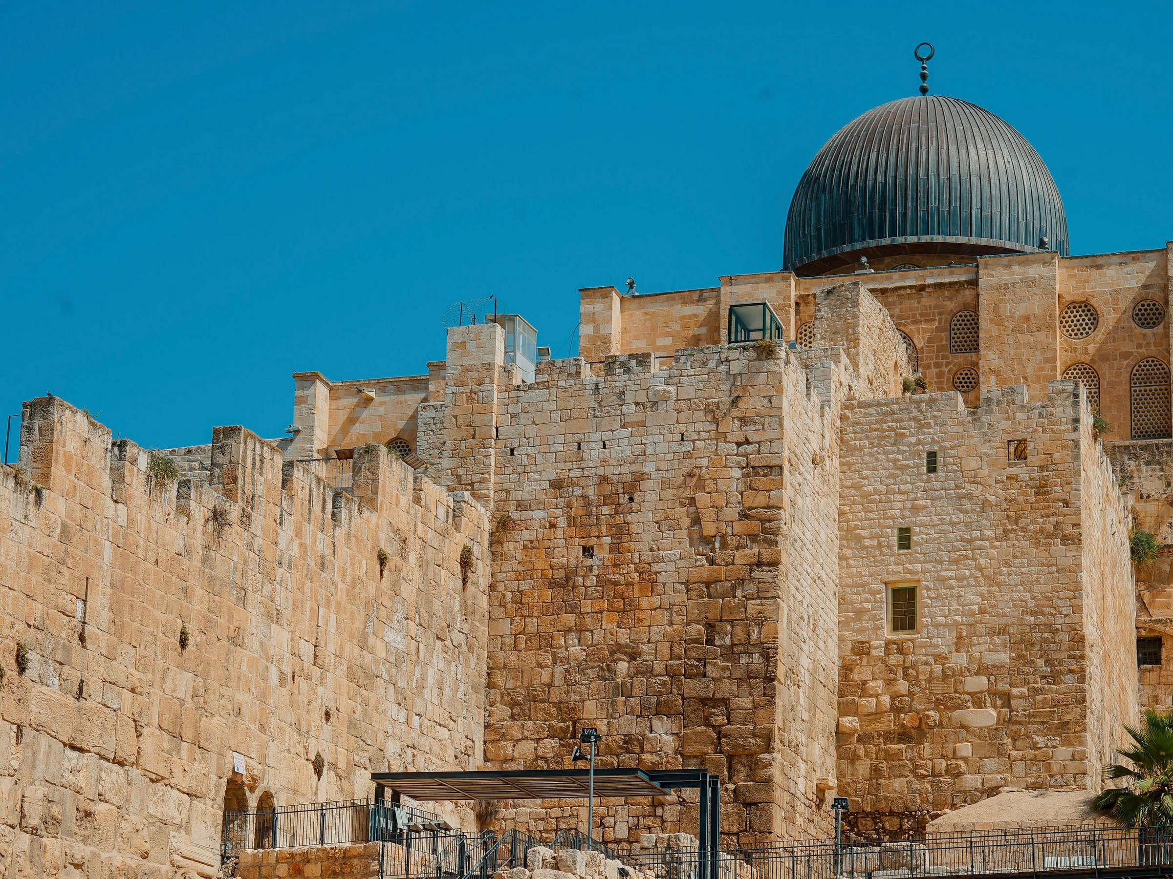 Israel's UNESCO Sites