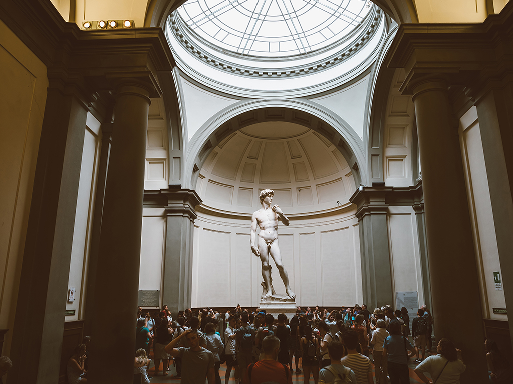 Ten Facts about the Statue of David