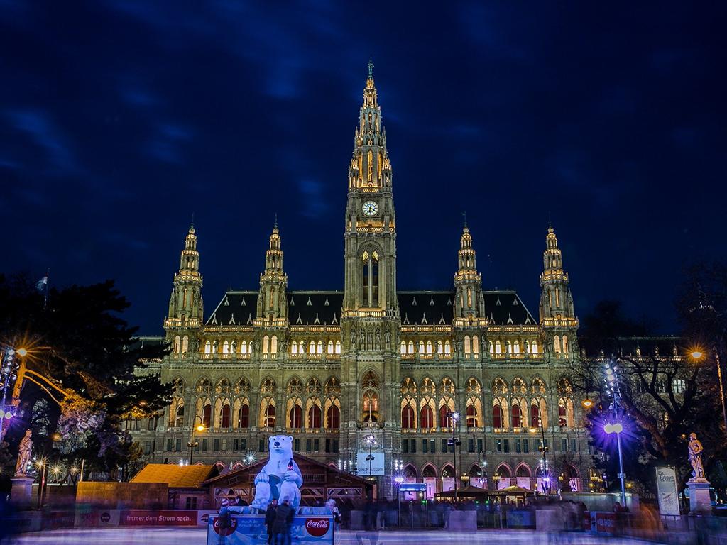 Holidays in Vienna