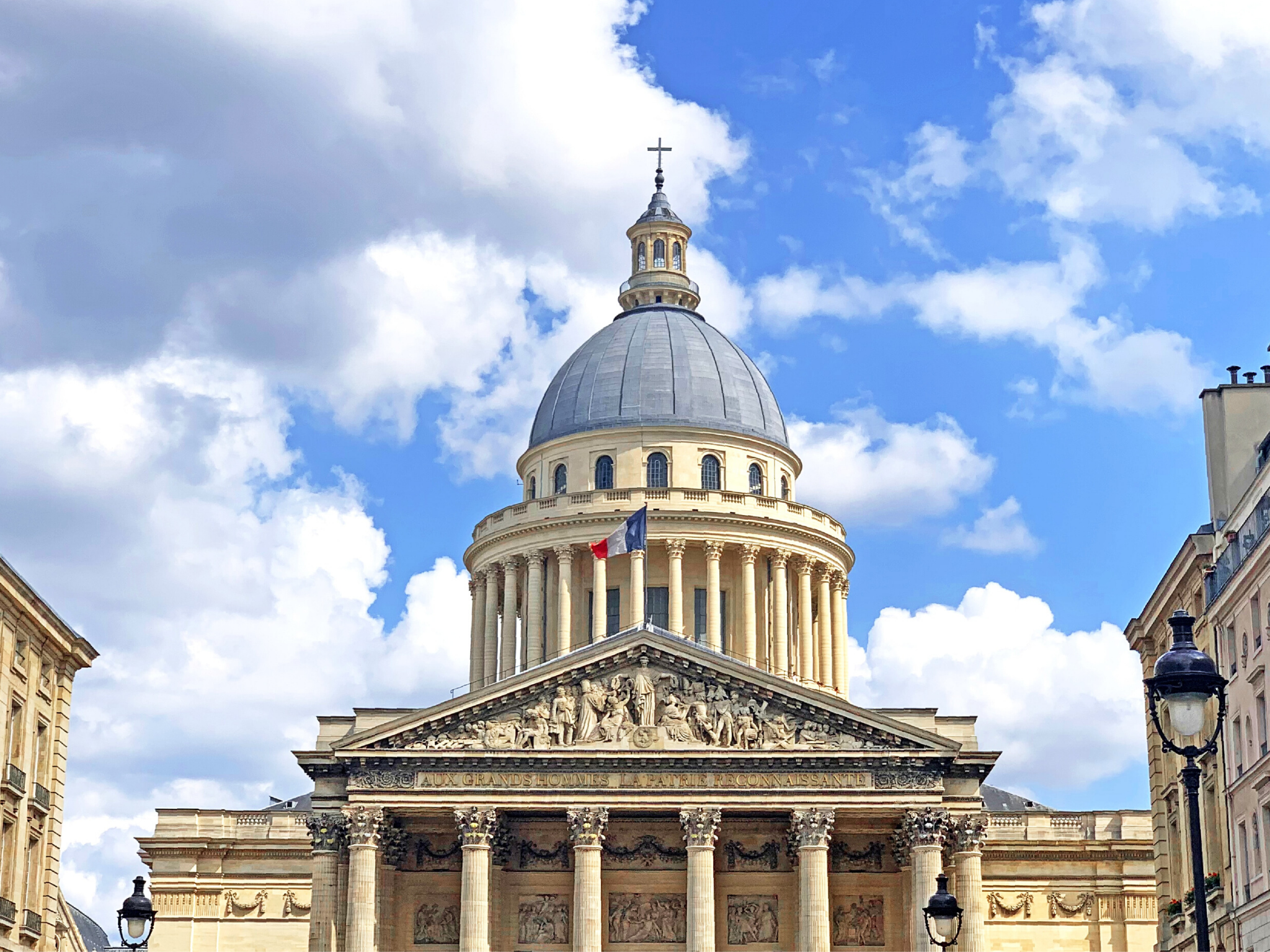 Paris' Panthéon