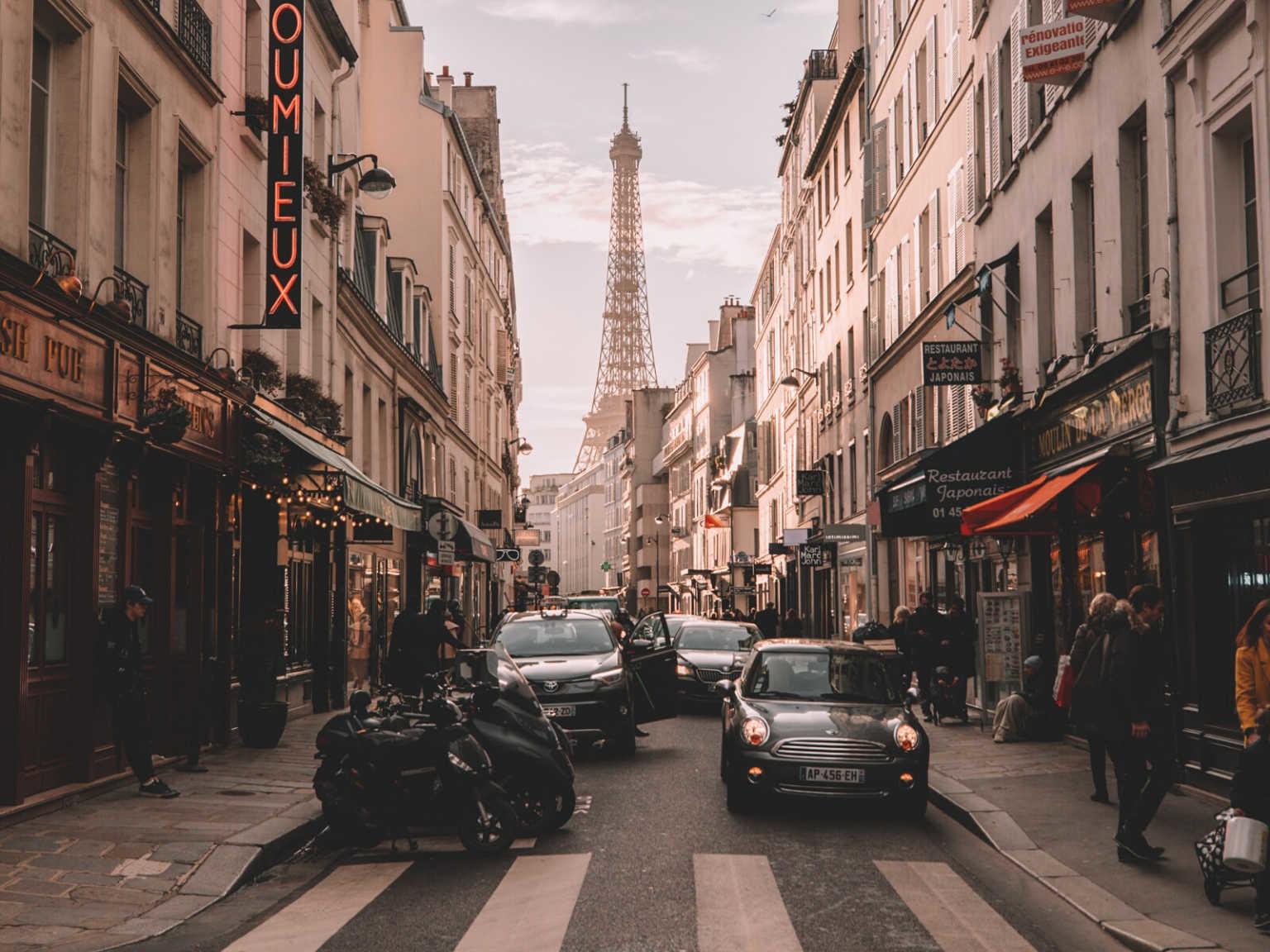 Wine bars in Paris