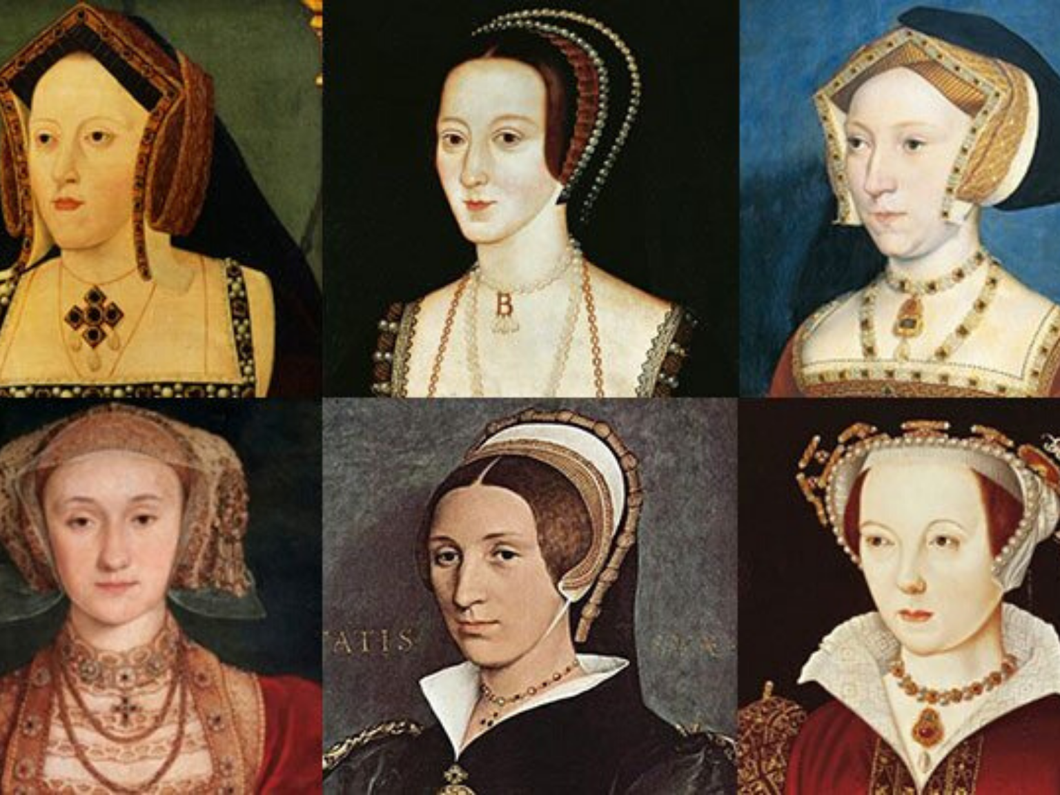 Henry VIII's six wives