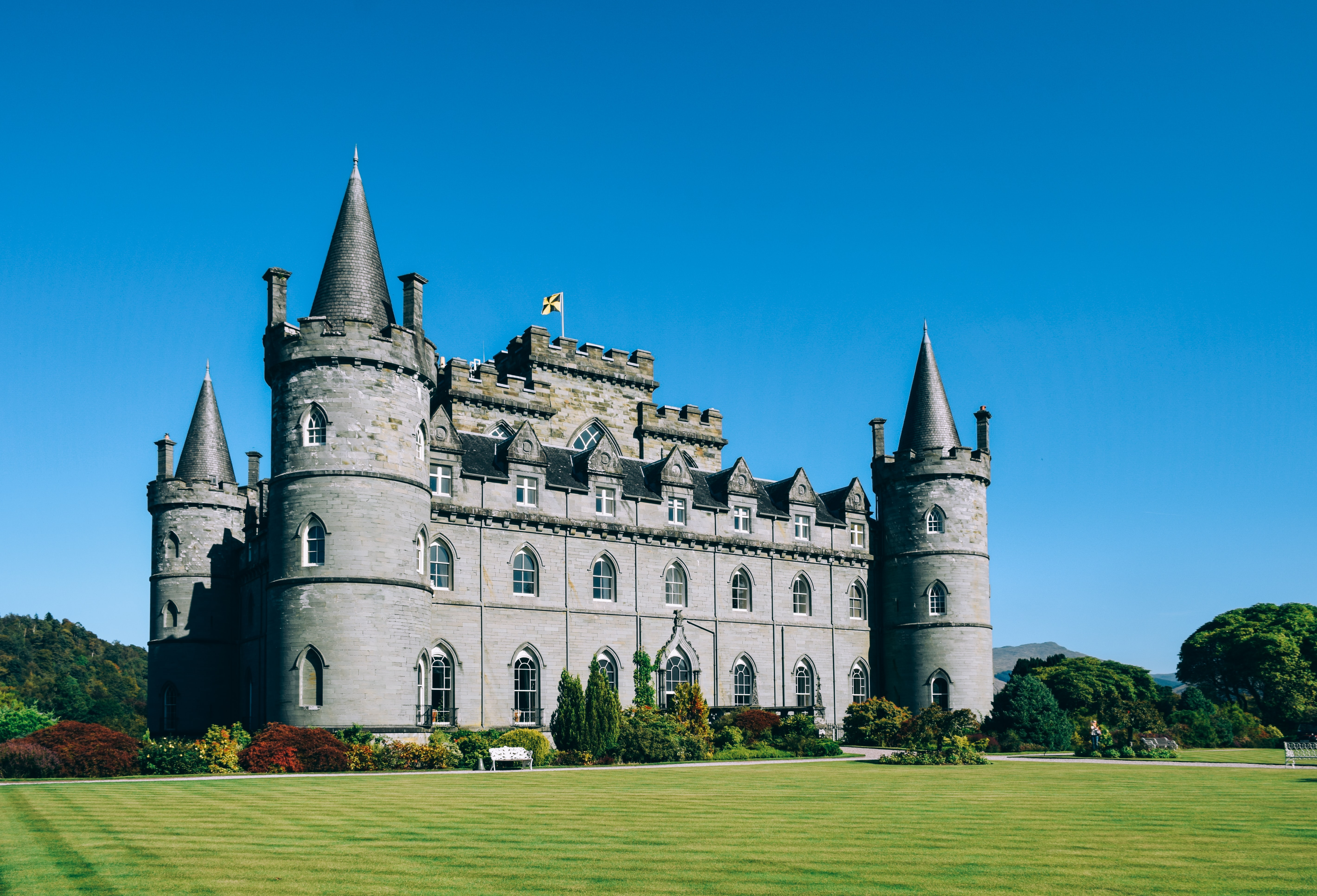 21 Stunning Castles in Scotland Haunted Histories and Map ...